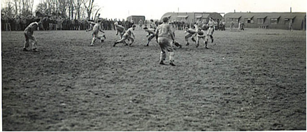 Alconbury Base Football Game