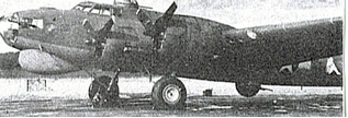 B-17 Aircraft equipped with H2S Radar