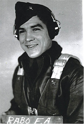 photo of Major Fred A. Rabo