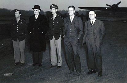 Radar Pioneers at Alconbury 1943