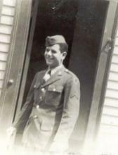 Private First Class John ONeil August 1941